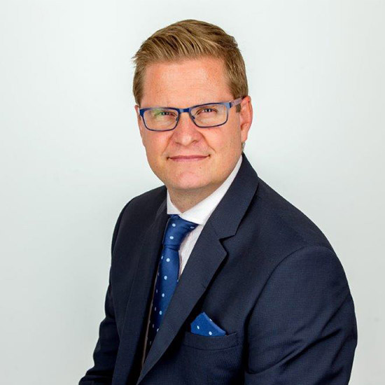 Gerrit Muller, Investment Director